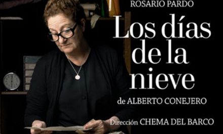 El Teatro Federico García Lorca acoge la obra 'Los días de la nieve' con la actriz Rosario Pardo