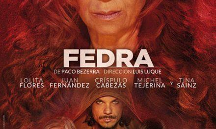 Llega 'Fedra' al Teatro Federico García Lorca de la mano de la actriz Lolita Flores