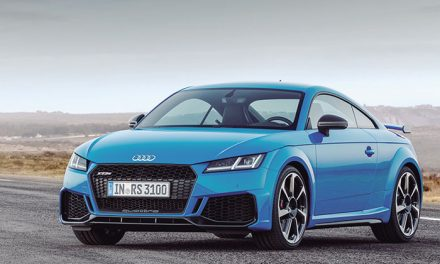 Audi perfecciona la serie TT