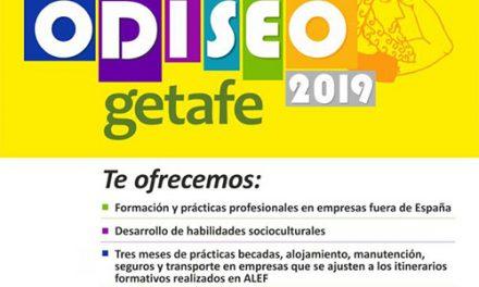 El Ayuntamiento de Getafe pone en marcha una nueva edición del programa de formación laboral ODISEO