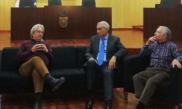 El Ayuntamiento de Pinto recibe a concejales de 1979