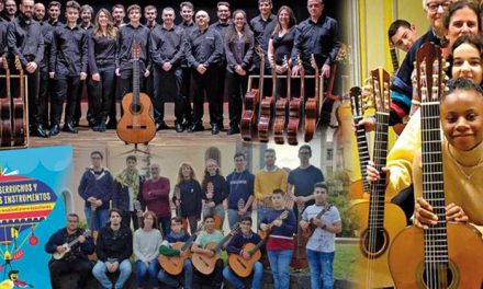 Jornadas musicales en la Escuela Municipal de Pinto