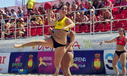 Getasur vuelve al Campeonato de Europa de Balonmano Playa