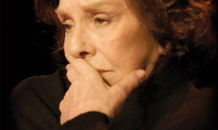 La actriz Lola Herrera llega al Teatro Federico García Lorca con la obra de Miguel Delibes 'Cinco horas con Mario'