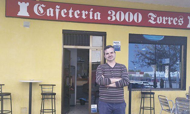 Cafetería 3000 Torres (Pinto)
