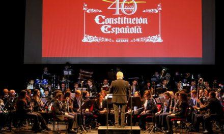 La Banda de Música de Getafe ha sido elegida para dar el pregón de las Fiestas