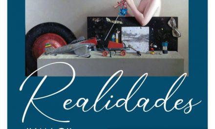 El pintor Juan Gil expone su obra 'Realidades' en la Sala Lorenzo Vaquero
