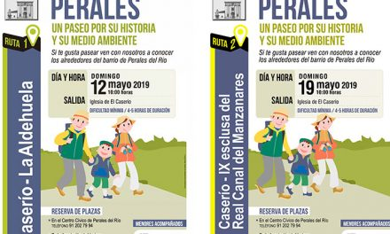 Perales del Río organiza dos rutas de senderismo para conocer su historia y medio ambiente