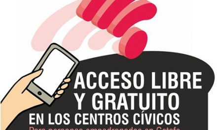 Los vecinos de Getafe ya pueden acceder a Internet gratuitamente en los Centros Cívicos a través de WiFi