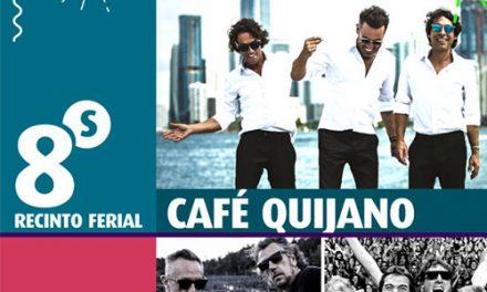 Café Quijano y La Unión + Danza Invisible, nuevas confirmaciones para las Fiestas Patronales de Getafe 2019