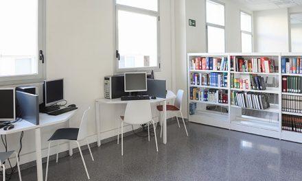 El 15 de mayo se abrirá la Sala de Estudio de la Biblioteca Getafe Norte