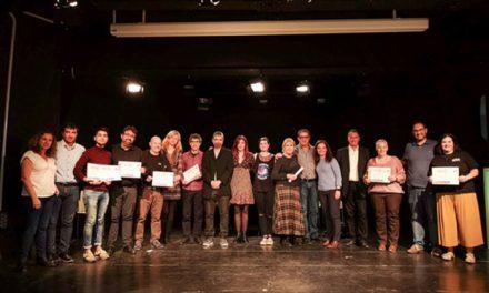 La compañía La Roulotte Teatro se alza con el premio al mejor espectáculo en la X edición de la Muestra de Teatro Aficionado de Getafe MuestraG