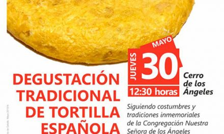 Getafe tendrá un original inicio de sus Fiestas tratando de lograr el récord de la línea más larga de tortilla española