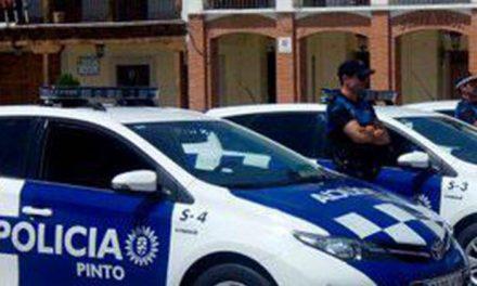 La Policía Local de Pinto realizó 1.438 intervenciones en abril