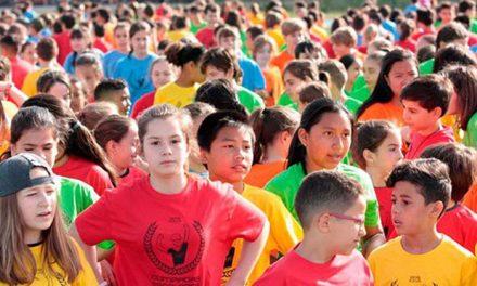 El Ayuntamiento de Pinto organiza las XXIX Olimpiadas Escolares