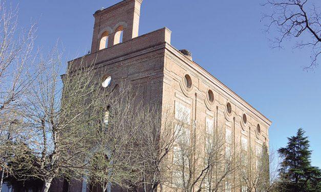 Iglesia de los Santos Justo y Pastor de Perales del Río (Getafe)