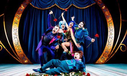 El espectáculo cómico musical ganador del Premio Max 2019 'The Ópera Locos' llega al Teatro Federico García Lorca