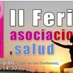 II Feria de asociaciones y salud