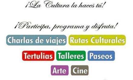 Cultura Vecinal Cultura Abierta, propuestas de junio