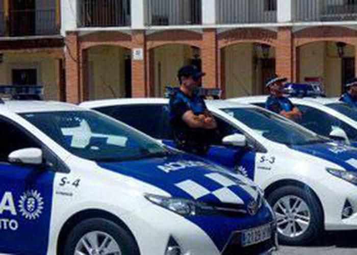 La Policía Local de Pinto realizó 1.391 intervenciones en mayo