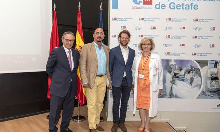 El Hospital de Getafe celebra una sesión sobre resultados en salud de la Inteligencia Artificial