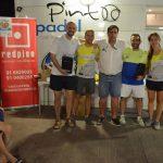 Redpiso Pinto agradece la implicación de todos en el torneo en Pintopadel a beneficio de La Sonrisa de Álex