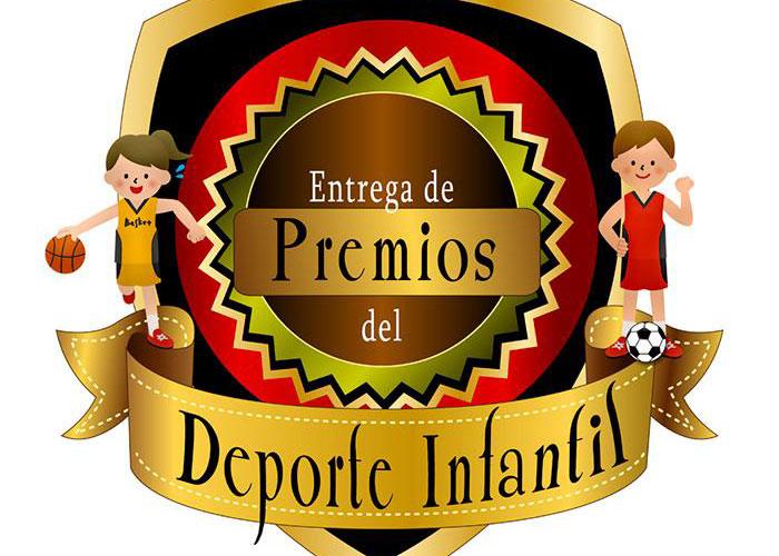 Entrega de premios para equipos de fútbol sala, fútbol 7 y baloncesto infantil