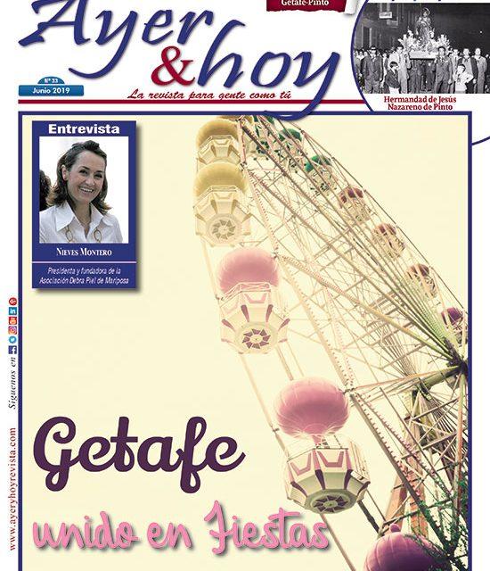 Ayer & hoy – Getafe-Pinto – Revista Junio 2019