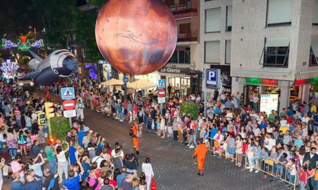 Éxito de público y seguridad en el segundo fin de semana de Fiestas de Getafe