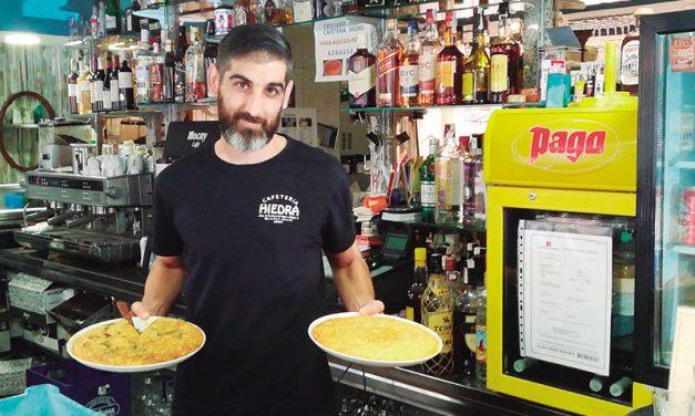 Cafetería Hiedra (Getafe)