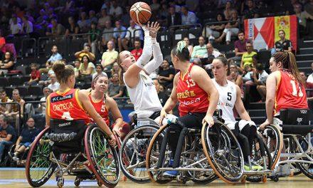 España clasificada para Tokio 2020. Getafe BSR está presente con 3 jugadoras y el fisioterapeuta, en el cuerpo técnico