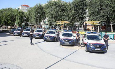 Getafe prepara la mayor convocatoria de su historia para plazas en la Policía Local