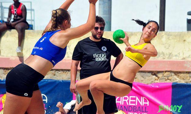 Getasur afronta el último Arena 1000 de la temporada antes del Campeonato de España de balonmano playa
