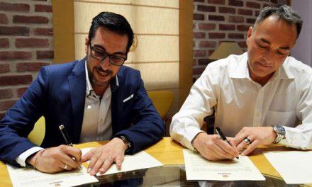 El Ayuntamiento de Pinto firma un convenio de colaboración con el Atlético de Pinto