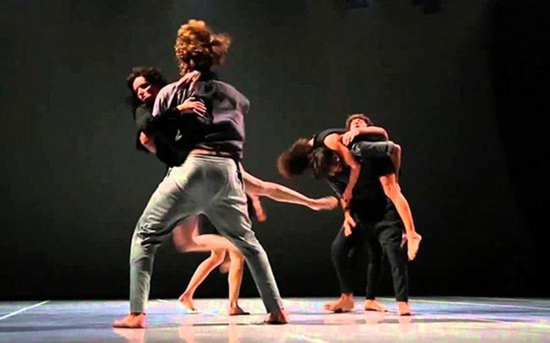 Ensayo abierto de la Compañía Sharon Fridman en el Teatro Francisco Rabal