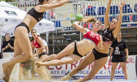 Getasur afronta el Campeonato de España de balonmano playa con diez equipos