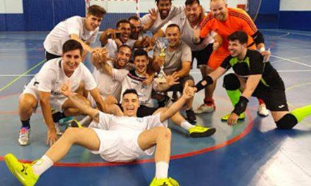 Bar Los Pepes, Campeón del Torneo de Verano Maratón de Fútbol Sala 2019