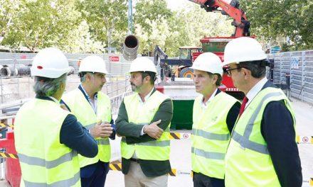 La Comunidad renueva con el Plan RED hasta 3.200 kilómetros de tuberías de agua