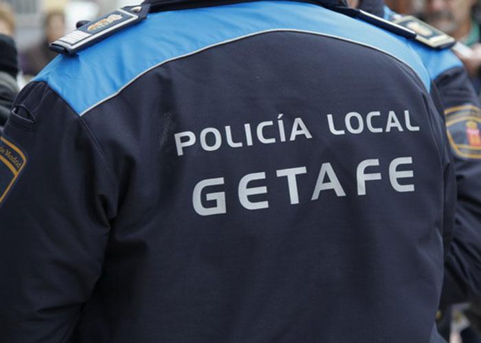 El Ayuntamiento de Getafe convoca 5 nuevas plazas de oficial de la Policía Local