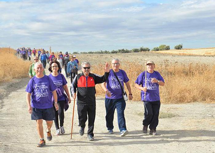 VI Marcha Solidaria para Mayores «Entre Pinto y Valdemoro»