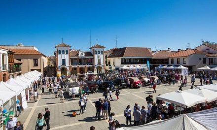Éxito de participación en Pinto sobre ruedas