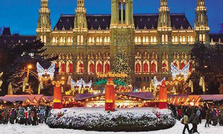 Viena brilla en Navidad