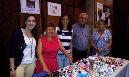Jornada solidaria misional en la que participa la ONG Ayudafortaleza de Getafe