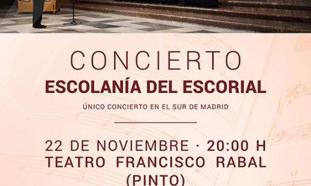 La Hermandad de Jesús Nazareno de Pinto clausura su 50 aniversario el 22 de noviembre con un gran concierto de la Escolanía del Escorial