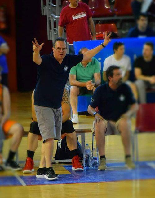 Remar para morir en la orilla. Basket Veritas 70 – 65 Pintobasket Correa Denal