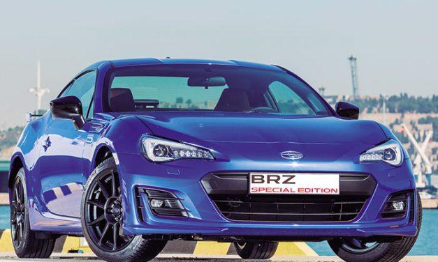 Subaru BRZ Special Edition: la distinción