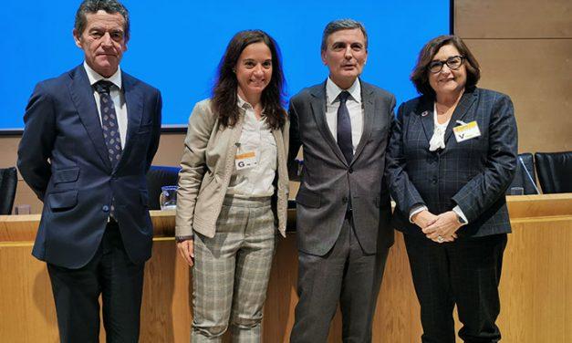 Getafe cierra su participación en la cumbre del clima con una ponencia de la alcaldesa sobre movilidad