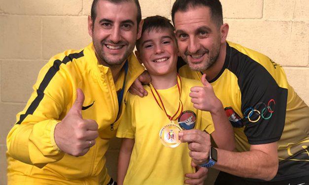 Importantes títulos de la Escuela Municipal de Taekwondo de Pinto en el Campeonato de España de Clubes en Alicante