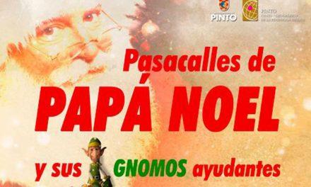 Niños y niñas de Pinto podrán hacer llegar a Papá Noel su carta para esta Nochebuena