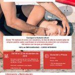 Curso de Cruz Roja de socorrista en piscinas e instalaciones acuáticas